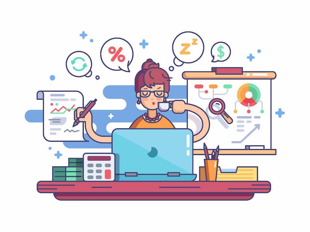 Học kế toán ra trường làm công việc gì?